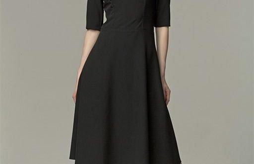 Модные платья в строгом стиле 2019 2020: фото, классические, черные, для девушек.