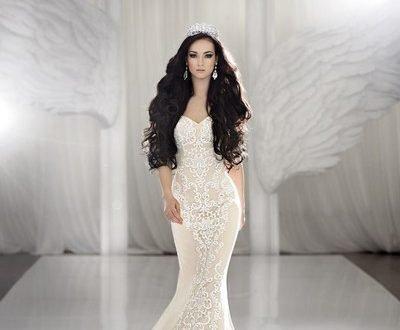 Модные свадебные платья рыбка или русалка 2019 2020