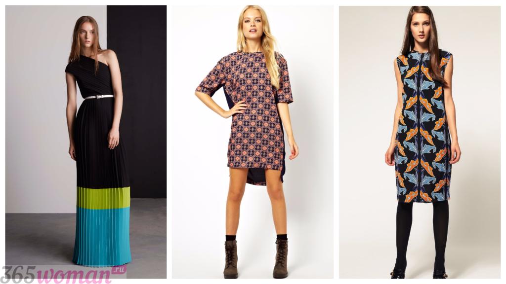 модные тенденции 2018 года принт