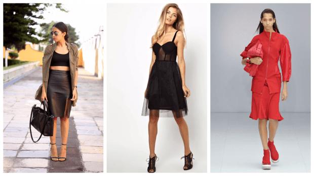 одежда модные тенденции фото