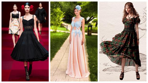 одежда модные тенденции