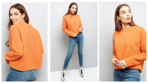 образы в оранжевом цвете