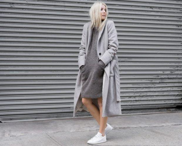 осень-зима 2018 2019 модные цвета в одежде