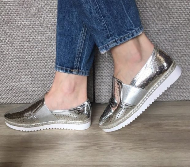 какие туфли в моде осень зима 2018 2019: без каблука