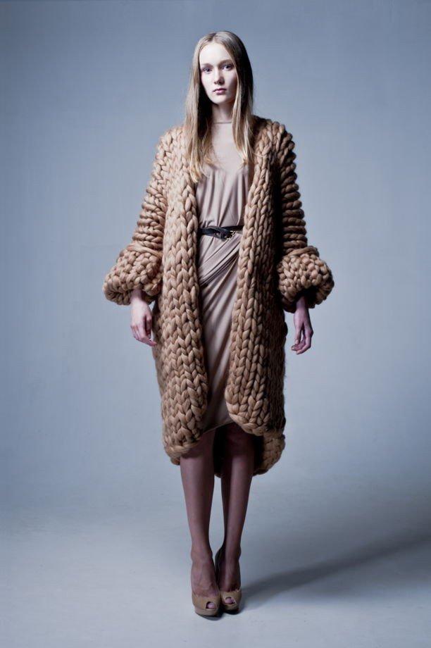 идеи вязаная мода осень зима 2019 2020 основные тенденции фото