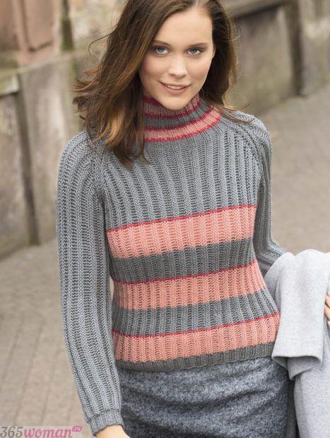 модная вязаная одежда осень зима 2018 2019