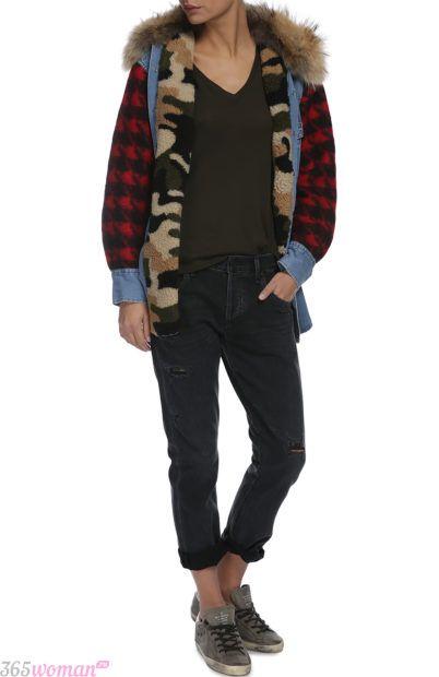 черные брюки для базового гардероба 2018