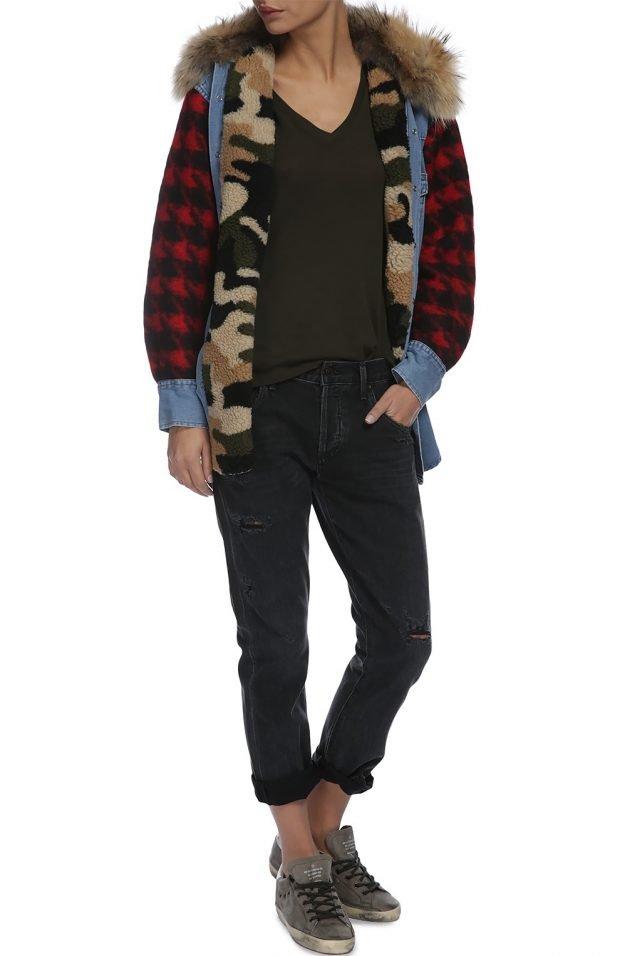 Базовый гардероб 2019 2020: черные брюки