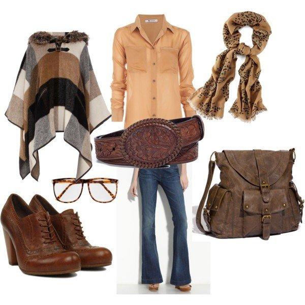 базовый гардероб: аксессуары в модном образе