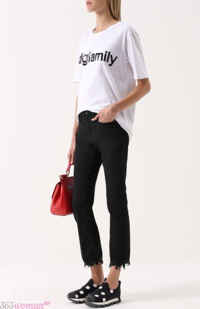 черные классические брюки для базового гардероба 2018