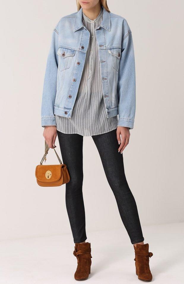 Базовый гардероб 2021: вещи девушки