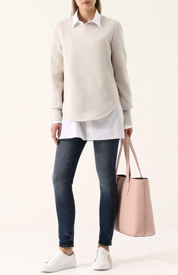 узкие джинсы для базового гардероба 2019 2020