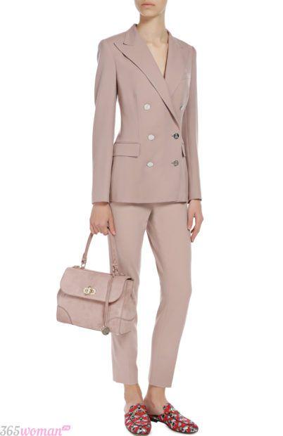 пиджак в пастельных тонах для базового гардероба 2018