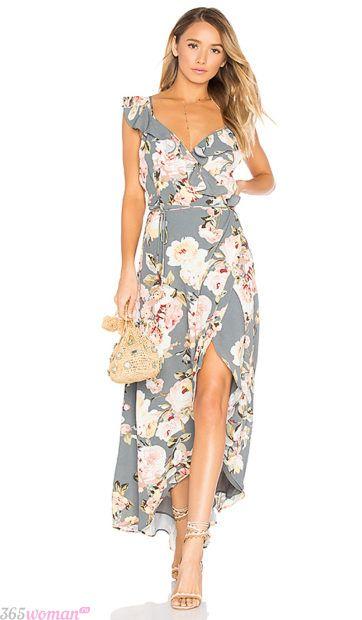 мода 2018 модные тенденции в летних платьях