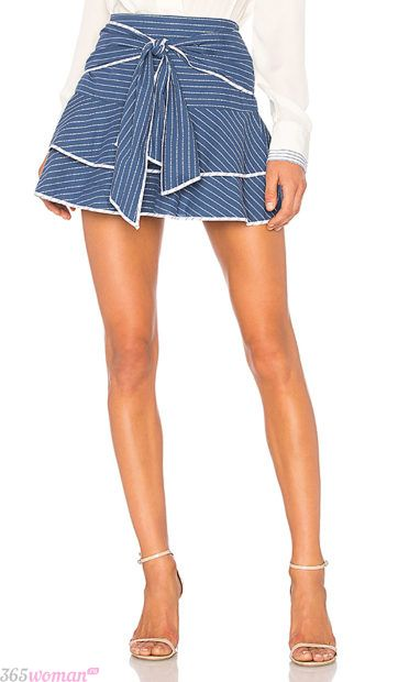 летние юбки мини