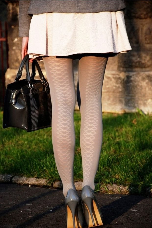 модные тенденции колготок