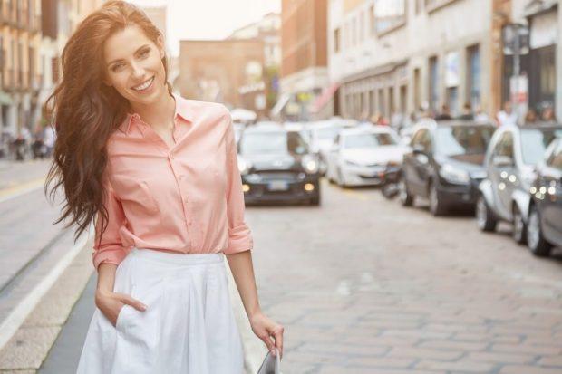 модные женские рубашки