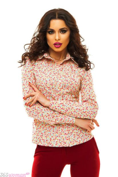 модные тенденции в женских рубашках