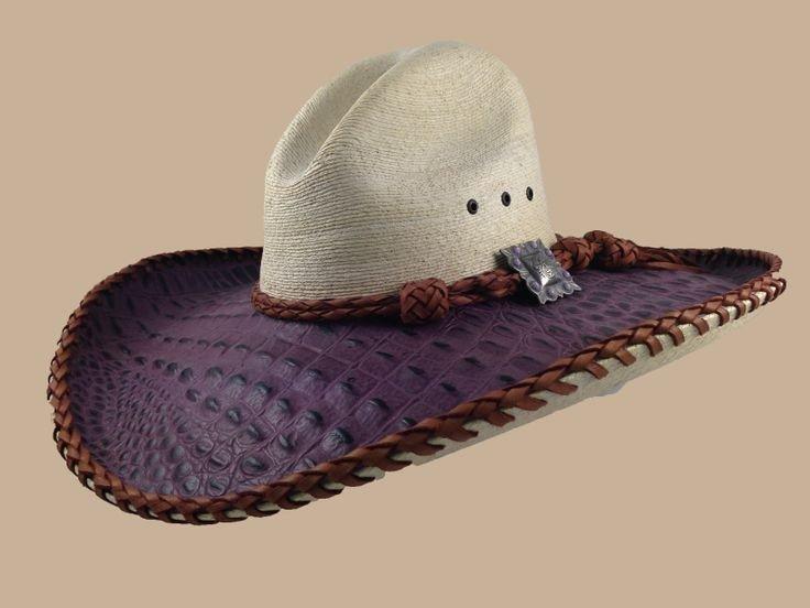 ковбойская шляпа с декором