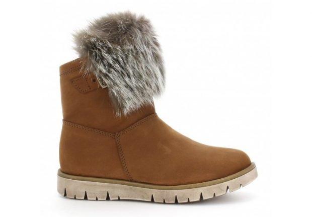 модные сапоги осень зима 2019 2020: замшевые полусапожки с мехом
