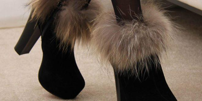 Модные женские сапоги осень-зима 2019 2020. Фото.