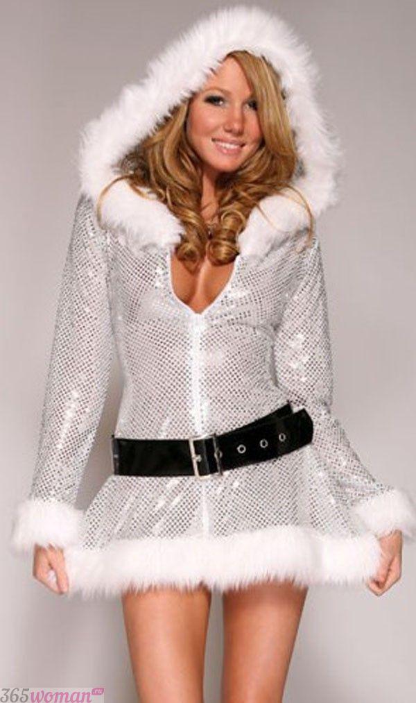 Что одеть на новогодний корпоратив: новогоднее платье костюм снегурочки