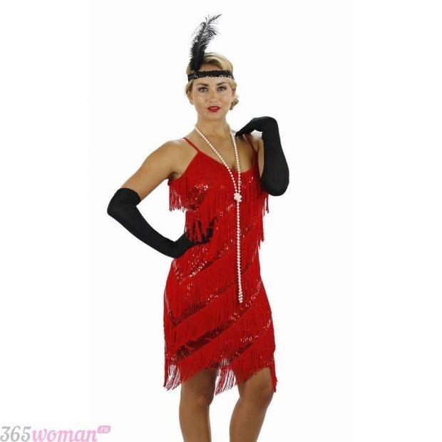 Что одеть на новогодний корпоратив: платье новогоднее в стиле ретро