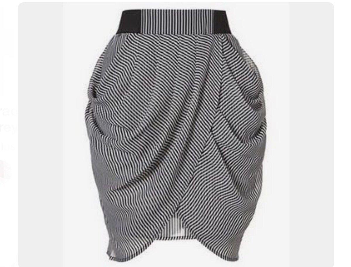 с чем носить серая юбка тюльпан с запахом