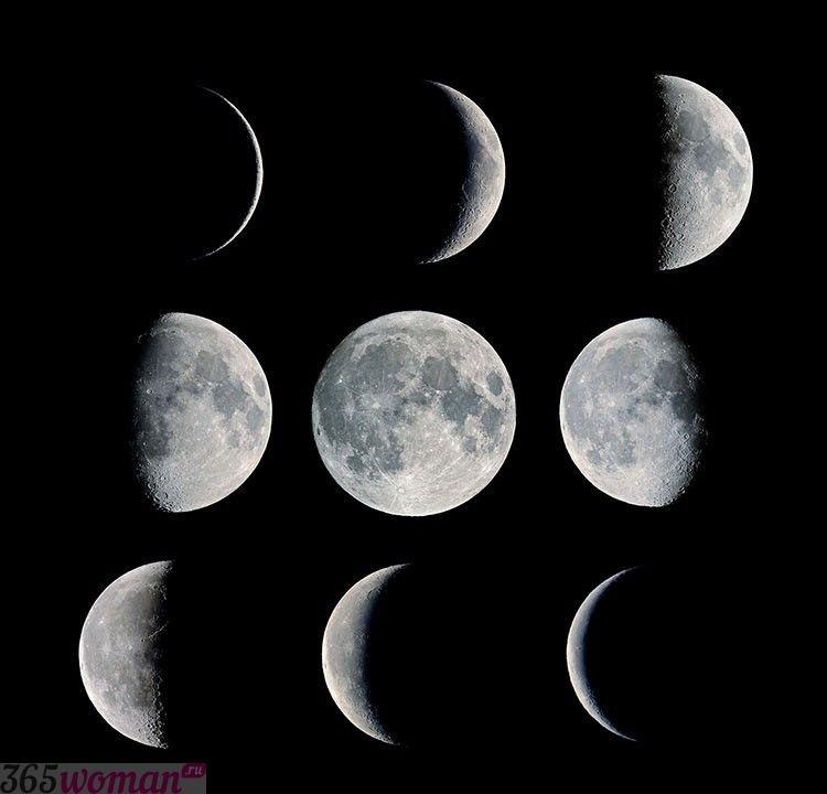 Лунный календарь стрижек волос на май 2018 года - фазы луны