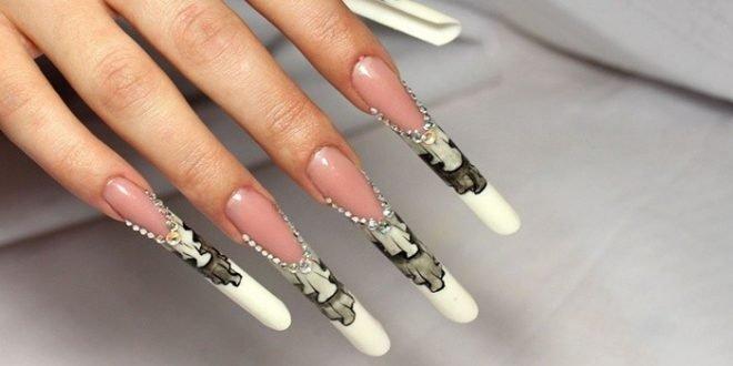 Арочное моделирование ногтей гелем. Фото. Что это такое?