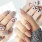 Модный дизайн ногтей шеллак 2018 года, фото, новинки, идеи маникюра.
