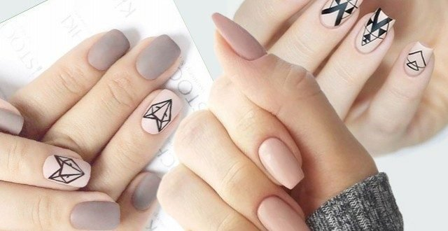 Модный дизайн ногтей шеллак 2019 2020: фото, новинки, идеи маникюра.