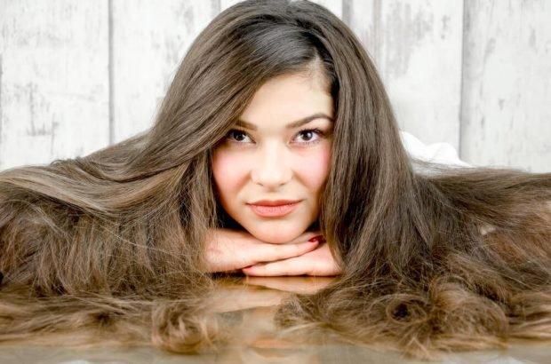 Домашние маски для густоты и быстрого роста: длинные волосы густые