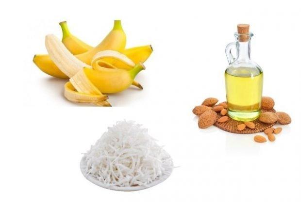 Домашние маски для густоты и быстрого роста: для волос банановая