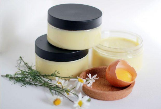 Домашние маски для густоты и быстрого роста: в домашних условиях яичная