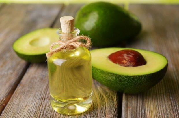 Домашние маски для густоты и быстрого роста: масло авокадо