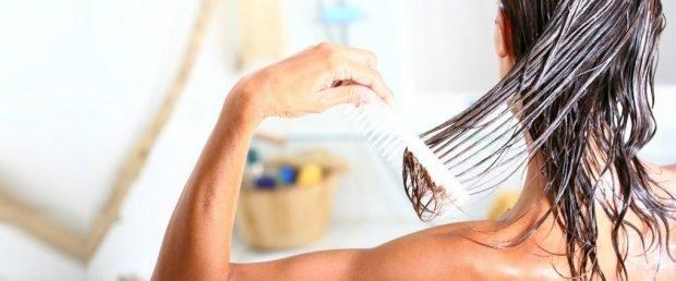 Домашние маски для густоты и быстрого роста: правильное нанесение маски на волосы