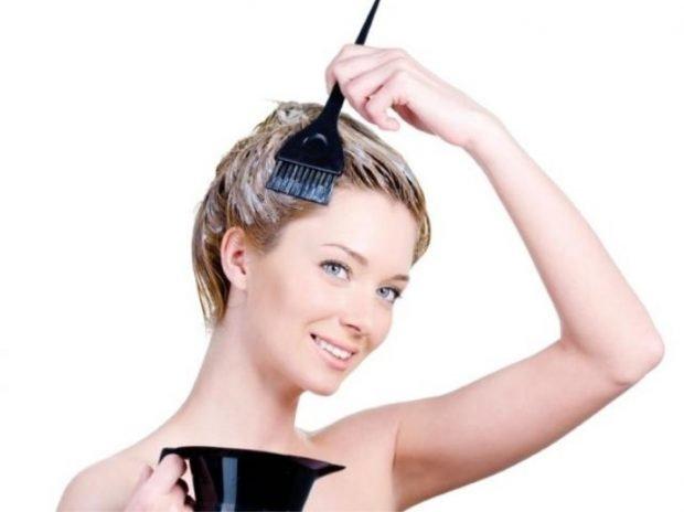 как правильно наносить маску на волосы