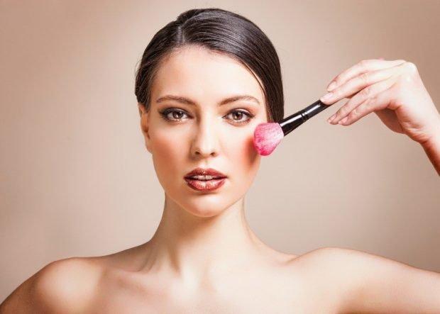 дрейпинг в макияже: как держать кисть