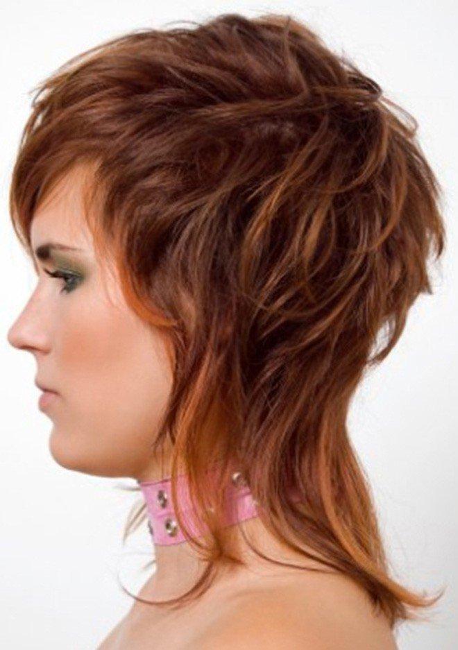 стрижка гаврош средняя длина волос мода женская весна лето 2020