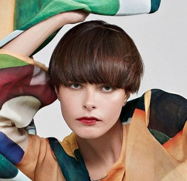 стрижка шапочка мода женская весна лето 2020