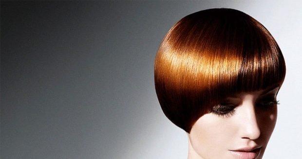 стрижка шапочка асимметрия мода женская весна лето 2020
