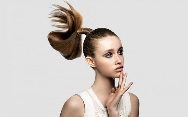 красивые крепкие волосы
