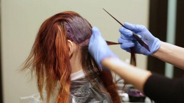 лоучшее время для покраски волос