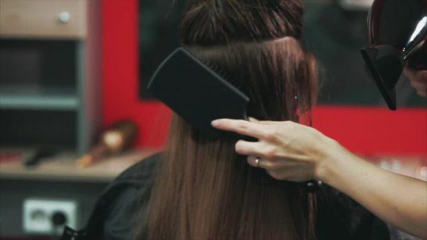 когда лучше  поти к парикмахеру