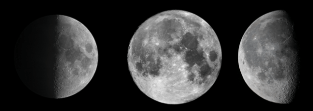 Лунный календарь стрижки волос на июль 2018 года - Фазы луны