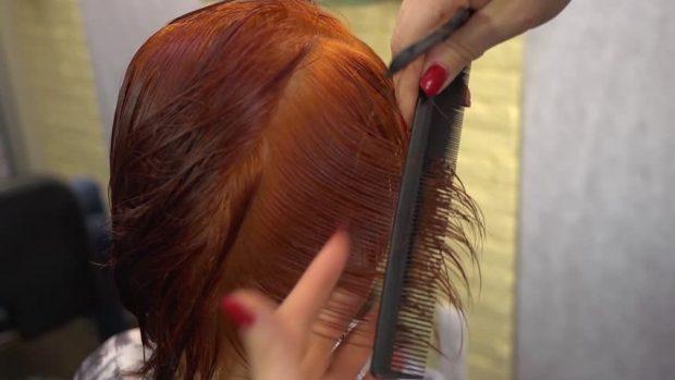 Лунный календарь стрижка волос на июнь 2018 года -  лучшее время для окрашивания волос