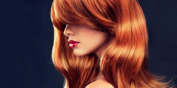 крепкие волосы шелковистые