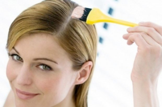 окрашивайте волосы в натуральный тон