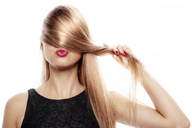 время для покраски волос